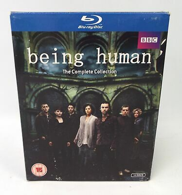BEING HUMAN The Complete Collection Blu-Ray Box Set - M12