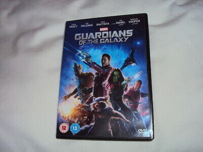 Marvel Guardians Of The Galaxy(2014,DVD)
