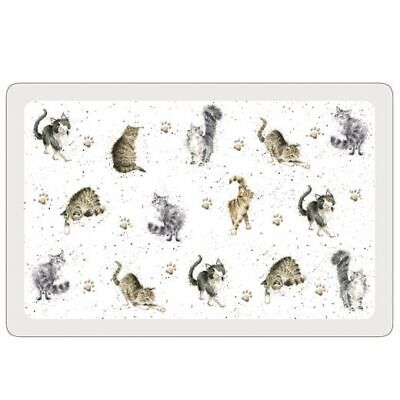 Wrendale Designs - Cat Flexible Pet Placemat