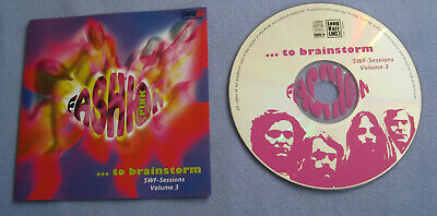 CD Fashion Pink - To Brainstorm (SWF-Sessions Volume 3) - mint- Long Hair