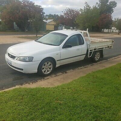 BA 1 Tonne Ute Ford Falcon  2005 relisted as e bay app end by accident