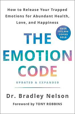 The Emotion Code by Dr. Bradley Nelson Hardcover A Classic on Self-Healing NEW