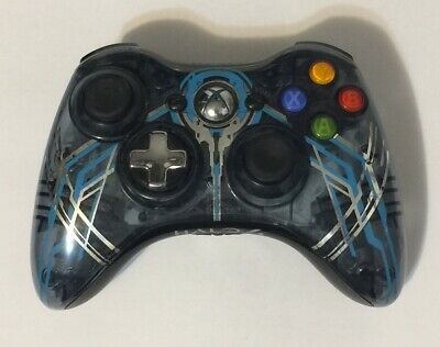 Miscrosoft Xbox 360 Halo 4 Controller Tested and Working