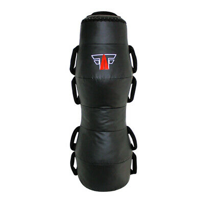 FOX-FIGHT MMA Dummy 100cm ca.22 kg Box Dummy Wurfpuppe Boxpuppe Boxsack Boxdummy