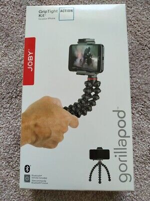Joby Gorillapod Grip Tight Kit ACTION for iPhone