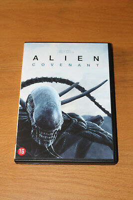 Alien Covenant DVD [Ridley Scott]