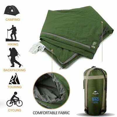 3 Season Waterproof Outdoor Camping Hiking Case Envelope Single Sleeping Bag