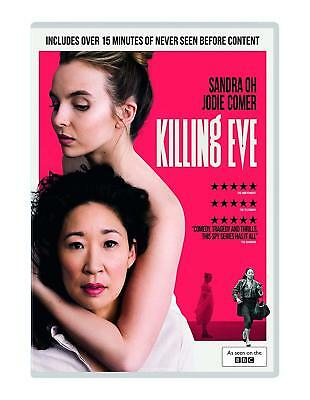 Killing Eve – Season 1 DVD Quirky Crime Thriller
