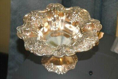 Vintage Reed & Barton Francis I Sterling Silver Footed Bowl #X568 EXCELLENT