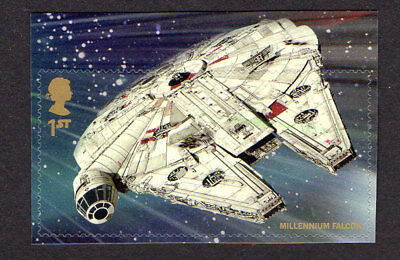 2015 SG 3785 1st 'Millennium Falcon'  Making of Stars Wars  PSB DY15