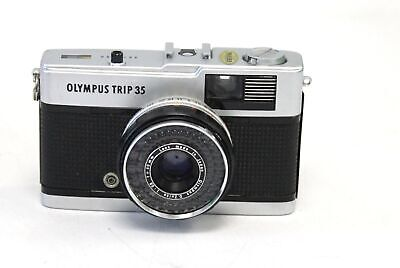 OLYMPUS Trip 35 Camera With D.Zuiko 40mm f/2.8 Lens - Y01
