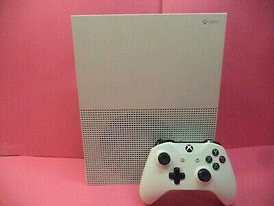 Microsoft Xbox One S 500GB White Console