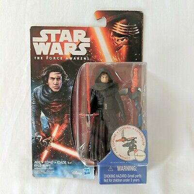 Star Wars The Force Awakens Kylo Ren Action Figure 3.75 Inch Hasbro Snow Mission