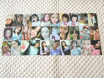 Lot of 30 Red Velvet Yeri Birthday Party Photocard Full Set KPOP