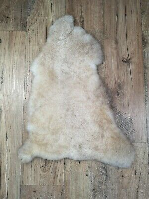 UNIQUE Real SHEEPSKIN RUGS choose pattern Genuine 100% natural Shaggy soft wool