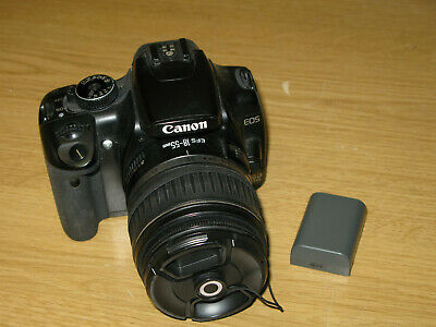 Canon EOS 400D DSLR  10.1MP Digital SLR Camera with EF-S II 18-55mm  (38)