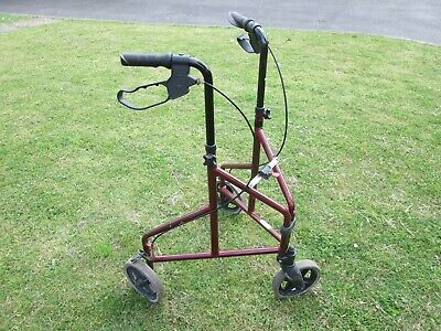 1823 3  Wheel Walking Aid     Used