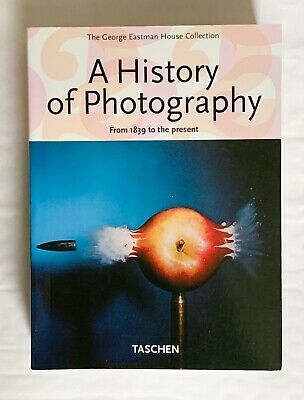 The History of Photography, 1939 to present, published 199, Softback Book