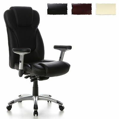 Desk Office Chair Swivel Furniture Ergonomic Reclining EMBASSY 200 hjh OFFICE