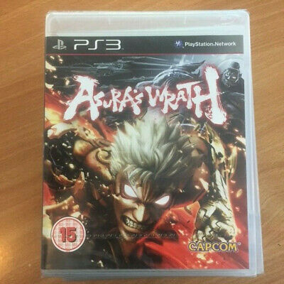 Asura's Wrath (Sony PlayStation 3, PS3)