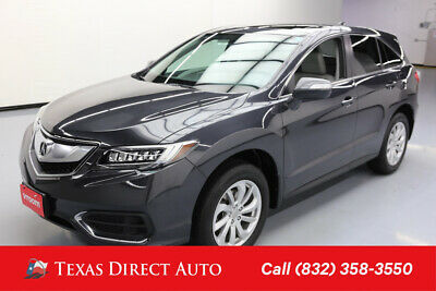 2016 Acura RDX AWD 4dr SUV w/Technology Package Texas Direct Auto 2016 AWD 4dr SUV w/Technology Package Used 3.5L V6 24V