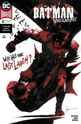 Batman Who Laughs #6 (Of 6) (12/06/2019)