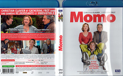 Momo [Blu-ray + Copie digitale] Nouveauté 2018 Full HD 1080 - christian clavier
