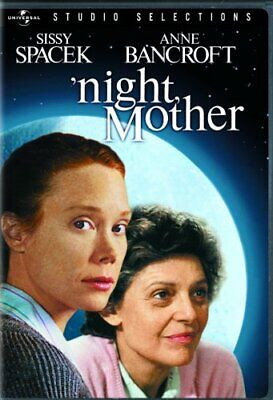 NIGHT MOTHER New Sealed DVD Sissy Spacek Anne Bancroft