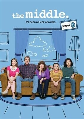 THE MIDDLE TV SERIES SEASON 9 New Sealed DVD