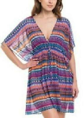 c631c362bc277 PROFILE BY GOTTEX Tapestry Printed Tummy-Control Swimdress Plus 16W ...