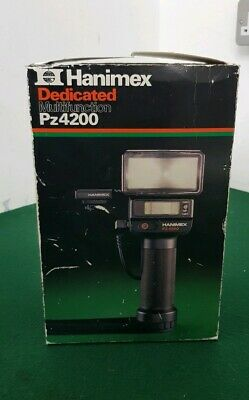 HANIMEX PZ4200 Dedicated Multi-function Camera Flash Unit Light
