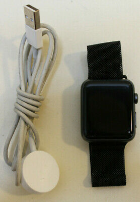 Apple Watch 42MM Series 1 MP032LL/A  Space Gray Aluminum - Fast Free Shipping!
