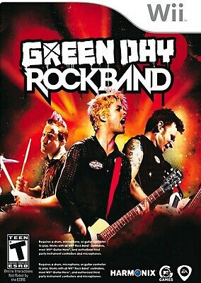 Green Day: Rock Band - Nintendo  Wii Game