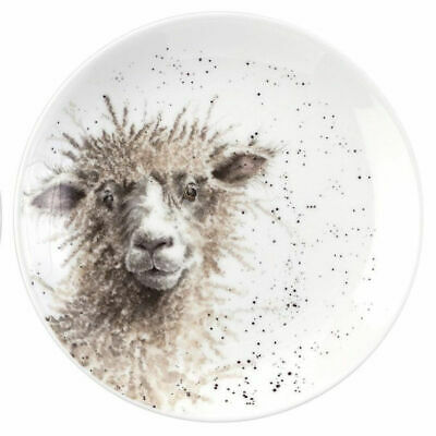Wrendale By Royal Worcester - Single 16.5cm Coupe Plate - Ewe
