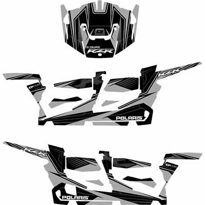 POLARIS RZR 170 Graphic kit Wrap Decal Package -