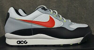 the latest f19c0 01c84 NIKE AIR WILDWOOD ACG  AO3116-001  Pure Platinum Comet Red SIZE 8.5