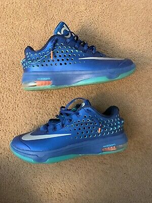 factory authentic 70ed0 4fb60 Mens Nike Kd Vii Elite Basketball Shoes   Size 10  Graphite  Kevin Durant
