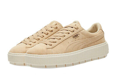 PUMA SUEDE PLATFORM Trace 365830-02 Womens Trainers~RRP £85~Sizes UK ...