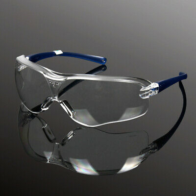Factory Lab Work Safety Eye Protective Glasses Anti-impact Dust Proof Goggles