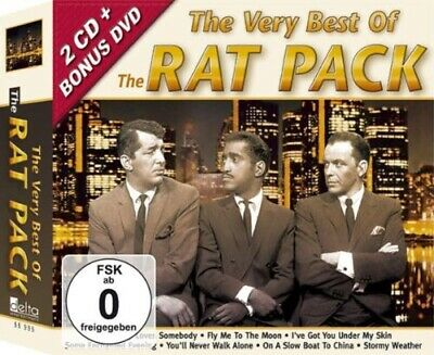 The Very Best of the Rat Pack von Rat Pack,the | CD | Zustand sehr gut