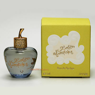 Mini Perfume Lolita Lempicka Eau de Parfum 5 Ml 0.17 Oz Miniature Bottle NIB