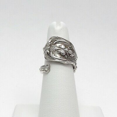 Vintage Reed and Barton Sterling Silver Francis 1 Spoon Ring Sz 6.5