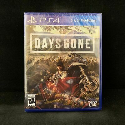 Days Gone - Playstation 4 (PS4) Brand New