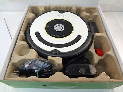 iRobot Roomba 665 Vacuum Cleaning Robot with Accessories