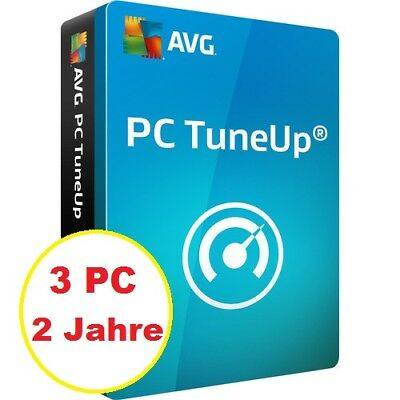 AVG TuneUp 2019 - 3 PC - 2 JAHRE - PAY PAL - tuneup Utilities - Tune Up HÄNDLER