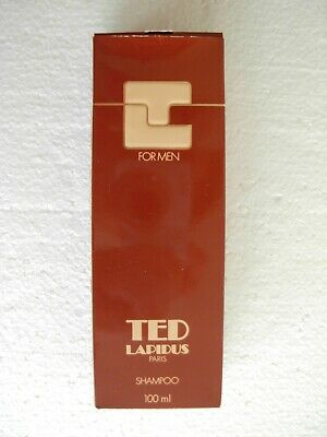TED LAPIDUS FOR MEN SHAMPOOING DOUX  100 ml
