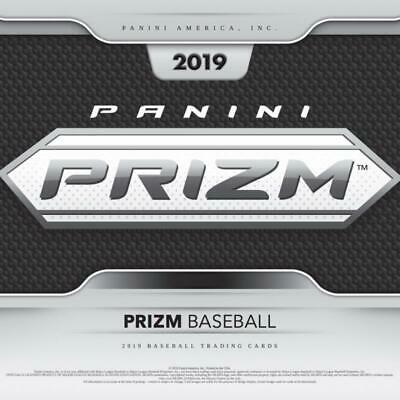 2019 Panini Prizm Baseball Cards Pick From List Includes Rookies and SPs 1-150