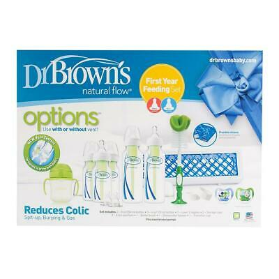 Dr. Brown's Options First Year Feeding Set