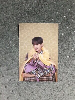 BTS MAP OF THE SOUL : Persona photocard/postcard official / ( Suga )