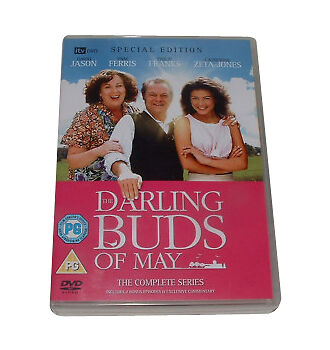 the DARLING BUDS OF MAY the complete 20th anniversary collection DVD new & seale
